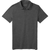 Smartwool Men's Merino 150 Polo - Medium - Iron Heather