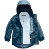The North Face Toddlers' Stormy Rain Triclimate Jacket - 2T - Blue Wing Teal
