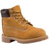 Timberland Toddlers' 6 Inch Premium Waterproof Boot - 4 - Wheat Nubuck