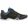 Adidas Men's Terrex AX3 Shoe - 11 - Black / Dgh Solid Grey / Signal Green