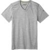 Smartwool Men's Merino 150 SS V Neck Top - Large - Light Grey Heather