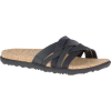 Merrell Women's Around Town Arin Slide - 6 - Black