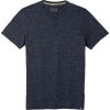 Smartwool Men's Everyday Exploration SS Henley - XL - Deep Navy Heather