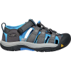 Keen Youth Newport H2 Shoe - 2 - Magnet / Brilliant Blue