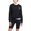 The North Face Women's Parks Slightly Cropped Crew - Small - TNF Black