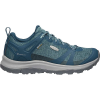 Keen Women's Terradora II Waterproof Shoe - 10 - Tapestry / Blue Glow