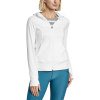 Eddie Bauer Motion Women's Resolution 360 Full Zip Hoodie - Medium - White