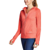 Eddie Bauer Motion Women's Resolution 360 Full Zip Hoodie - XL - Ink Red
