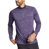 Eddie Bauer Motion Men's Resolution 1/4 Zip - XL - Grape