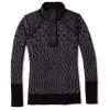 Smartwool Women's Ski Ninja Pullover Sweater - Large - Black