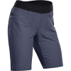 Sugoi Women's Coast Bermuda Short - Large - Coal Blue / Black
