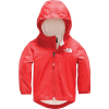 The North Face Infant Warm Storm Rain Jacket - 6M - Fiery Red
