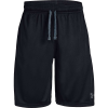 Under Armour Boys' Prototype Wordmark Short - Medium - Black / Pitch Gray