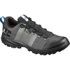 Salomon Men's Out GTX/Pro Shoe - 12 - White/Black/Imperial Blue