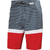 Helly Hansen Men's Marstrand Trunk - 32 - Navy Stripe