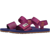The North Face Women's Skeena Sandal - 9 - Wild Aster Purple / Bright Navy
