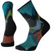 Smartwool PhD Pro Endurance Print Sock - Medium - Multi Color
