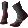 Smartwool Women's PhD Outdoor Light Mid Crew Sock - Small - Charcoal