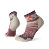 Smartwool Women's PhD Outdoor Light Pattern Crew Sock - Small - Nostalgia Rose