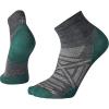 Smartwool PhD Outdoor Ultra Light Mini Sock - XL - Medium Grey