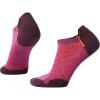Smartwool Women's PhD Cycle Ultra Light Micro Sock - Medium - Meadow Mauve