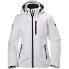 Helly Hansen Women's Crew Hooded Jacket - XL - White