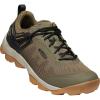 Keen Men's Venture Vent Shoe - 10 - Dark Olive / Harvest Gold