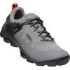 Keen Men's Venture Vent Shoe - 10.5 - Steel Grey / Burnt Ochre
