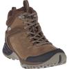 Merrell Women's Siren Traveller Q2 Mid Waterproof Shoe - 5 - Slate / Black