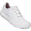 Keen Women's Elena Oxford Shoe - 9.5 - White / White