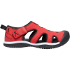 Keen Youth Stingray Sandal - 5 - Black / Fiery Red