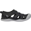 Keen Youth Stingray Sandal - 5 - Black / Drizzle