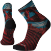 Smartwool Men's PhD Outdoor Light Arches Printed Mid Crew Sock - XL - White