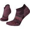 Smartwool Women's PhD Outdoor Light Micro Sock - Medium - Bordeaux