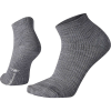 Smartwool Women's Texture Mini Boot Sock - Large - Light Grey