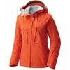 Mountain Hardwear Women's BoundarySeeker Jacket - Small - Bright Ember