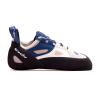 Evolv Women's Skyhawk Climbing Shoe - 9.5 - White / Blue