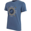 Mammut Men's Trovat T-Shirt - Small - Horizon Prt1