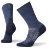 Smartwool PhD Outdoor Light Mid Crew Sock - Large - Alpine Blue