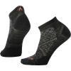 Smartwool Women's PhD Run Ultra Light Low Cut Sock - Large - Black