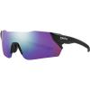 Smith Attack ChromaPop Sunglasses - One Size - Matte Black/ChromaPop Violet Mirror
