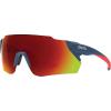 Smith Attack Max ChromaPop Sunglasses - One Size - Matte Mediterranean/Chromapop Red Mirror