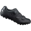 Shimano Men's ME4 Bike Shoe - 44 - Black