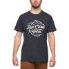 Black Diamond Men's Live Climb Repeat Tee - Small - Eclipse