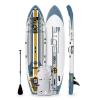 BOTE Flood Aero Inflatable Paddle Board