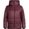 Icebreaker Women's Collingwood Hooded Jacket - XL - Velvet