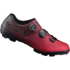 Shimano Men's XC7 Bike Shoe - 41 - Red
