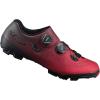 Shimano Men's XC7 Bike Shoe - 44 - Red