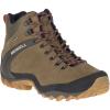 Merrell Men's Chameleon 8 LTR Mid Waterproof Shoe - 14 - Olive