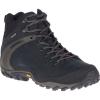 Merrell Men's Chameleon 8 LTR Mid Waterproof Shoe - 10 - Black
